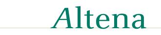 Logo van Altena B.V.